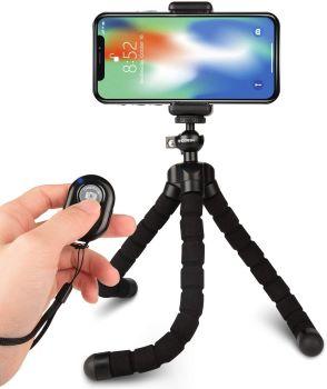 trepie pour selfie smartphone