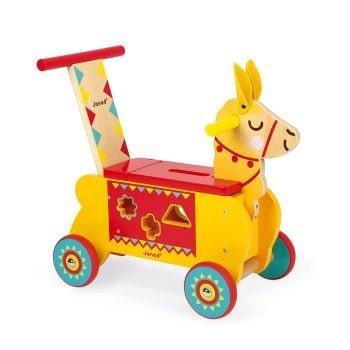 chariot lama - Beaux Cadeaux