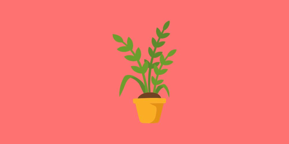 icone de plante