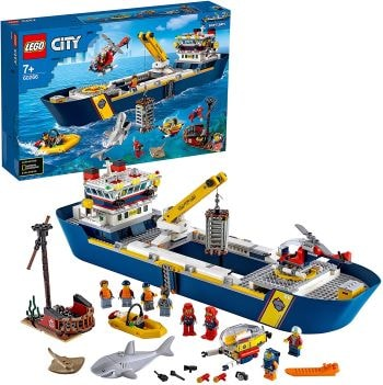 lego bateau min - Beaux Cadeaux