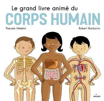 livre corps humain min - Beaux Cadeaux