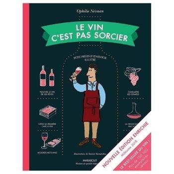 livre vin - Beaux Cadeaux