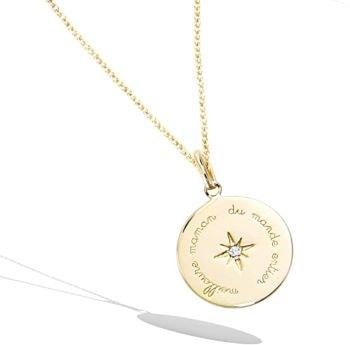 medaille maman zirco - Beaux Cadeaux