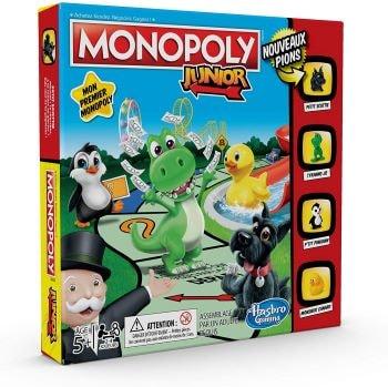 monopoly junior min - Beaux Cadeaux