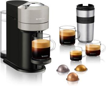 nespresso machine et mug transport - Beaux Cadeaux