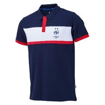 polo équipe de france de foot