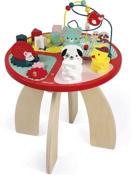 table activite - Beaux Cadeaux