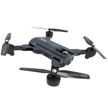 drone noir 4 hélices