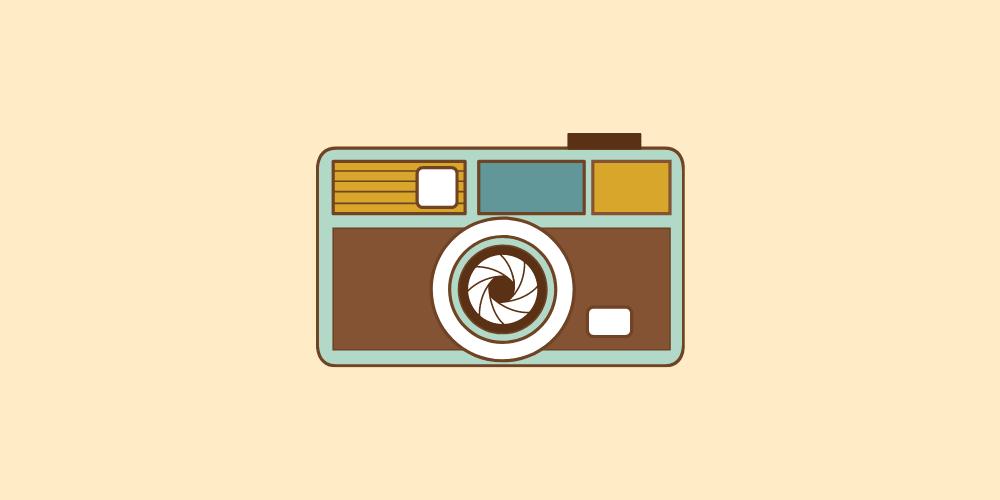 icone objet vintage